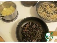 Постные пряженые пирожки ингредиенты