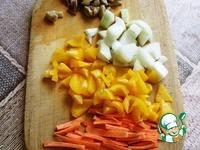 Мясные ёжики от высокой кухни ингредиенты
