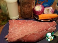 Говядина с гречкой в духовке ингредиенты