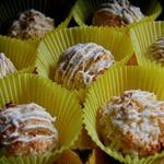 Лимонно-кокосовые макарунс