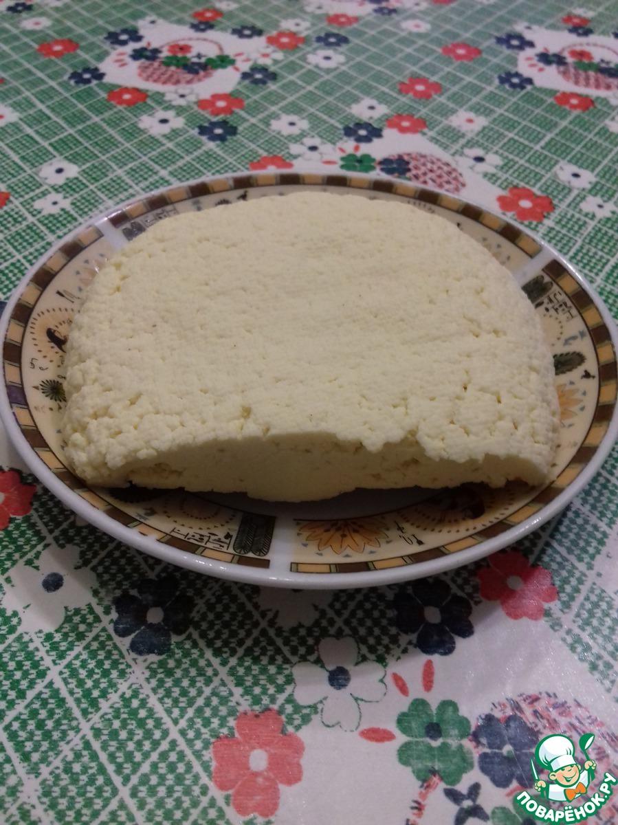 Сыр в домашних условиях из молока (Рецепты)