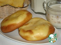 Шаньги сибирские ингредиенты