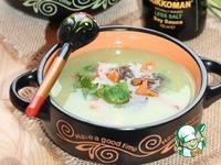 Суп-пюре с брокколи и чечевицей ингредиенты