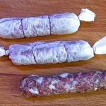 Сосиски в оболочке из пергамента