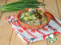 Рыба в карельском стиле ингредиенты
