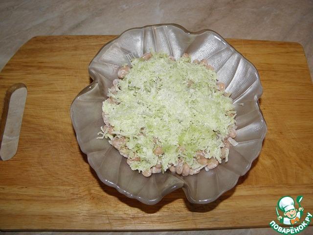 Салат с селедкой без майонеза рецепт