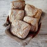 Ржаные хлебные плиточки со специями