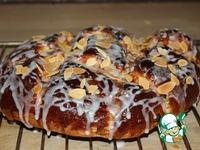 Немецкий пасхальный хлеб ингредиенты
