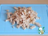 Салат с дайконом и курицей ингредиенты