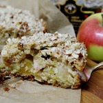 Канадский яблочный пирог