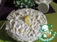 """Пирог """"Принц лимон"""" ингредиенты"""