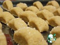 Постное сахарное печенье ингредиенты