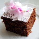 Шоколадно-банановый пирог по-египетски