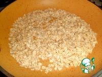 Английские тоффи из овсянки с орехами ингредиенты