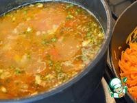 "Суп ""Дачный харчо"" ингредиенты"