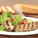 Средиземноморский маринад с соевым соусом
