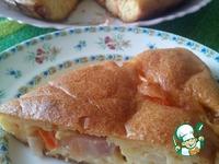 Несладкий пирог от свекрови ингредиенты