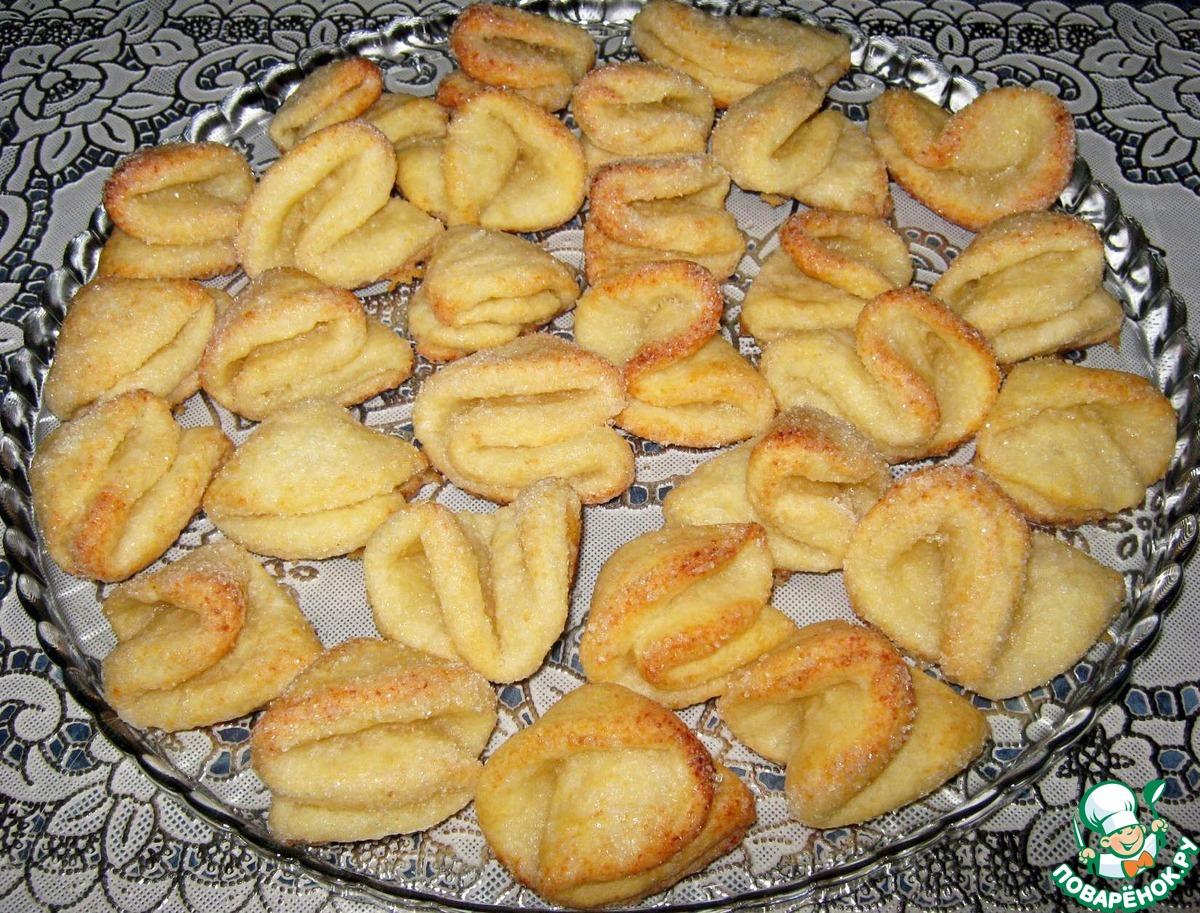 Рецепт мягкого печенья для детей
