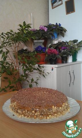 Торт Черный принц на кефире ( в мультиварке и духовке) новые фото