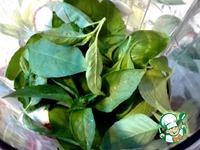 Смузи с клубникой и базиликом ингредиенты