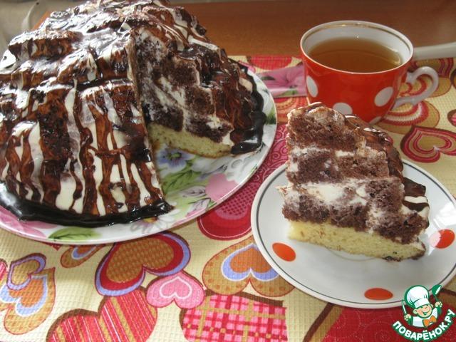 Рецепт торта кудрявый панчо 124