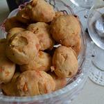 Печенье сырное с арахисом