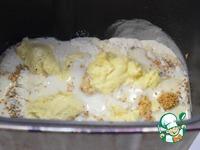 Горчичный хлеб на майонезе ингредиенты