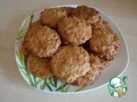 Печенье с хурмой и грецкими орехами ингредиенты