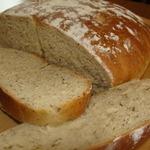 Хлеб с ламинарией
