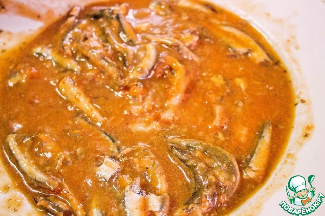 рисовый суп с килькой рецепт