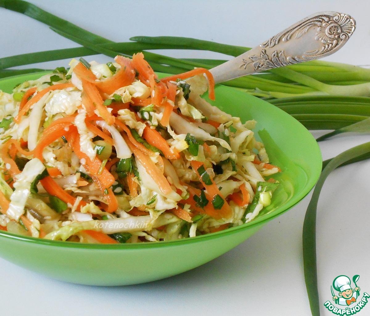 Рецепты китайских салатов в домашних условиях