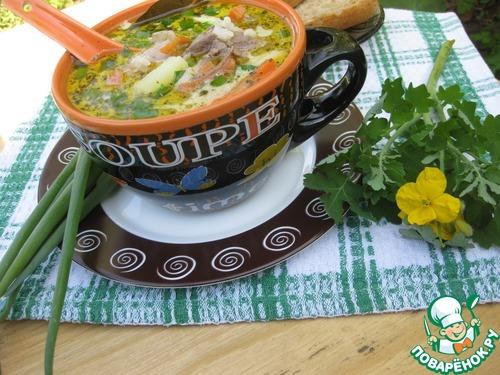 Недорогие и быстрые супы рецепты