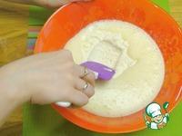 Творожный кекс с изюмом ингредиенты