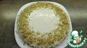 """Рецепт: Торт """"Кисельные берега"""""""
