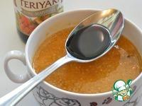 Сладкая абрикосовая горчица ингредиенты
