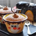Кексы с грушами и кокосом