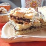 Печенье с орехами и черносливом