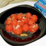 Закуска «Помидоры в сливочной карамели»
