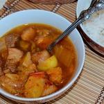 Суп-рагу по-корейски