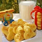 Детское картофельное печенье Лёвушка
