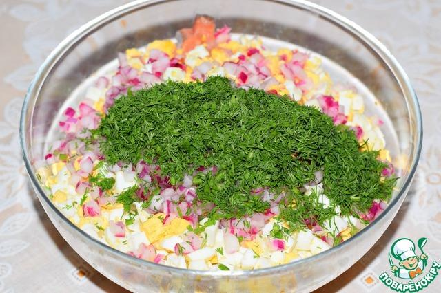 салат фрегат рецепт с фото