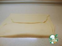 Слоеный хлеб-батон Мука пшеничная