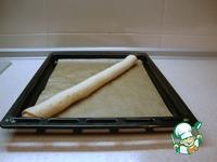 Слоеный хлеб-батон Масло оливковое