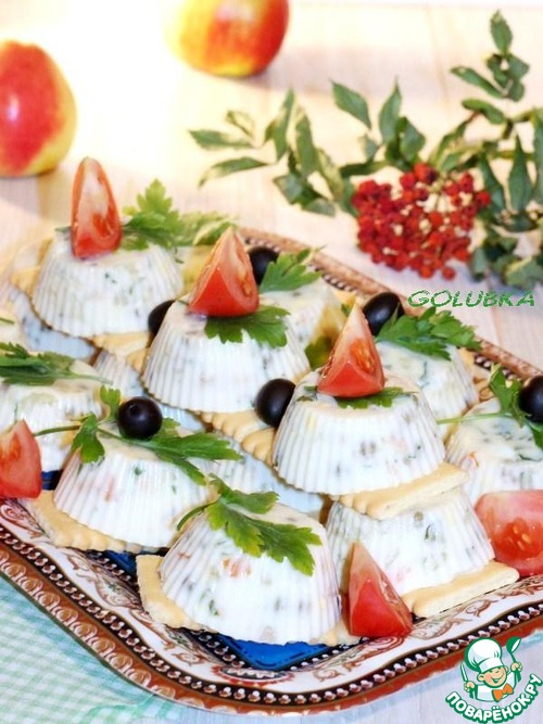 Салат оливье заливной изоражения