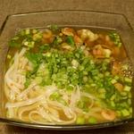 "Вьетнамский суп ""Фо хай сан"""