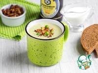 Крем-суп с хрустящим луком ингредиенты