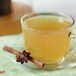 Ароматный чай с шиповником
