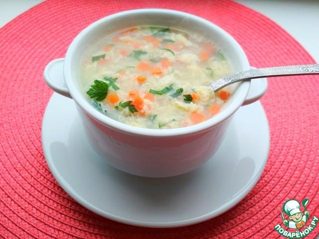 Полевой суп пошаговый рецепт