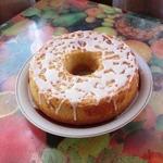 Лимонный пирог на белках