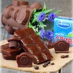 Шоколадные ириски на топленом молоке